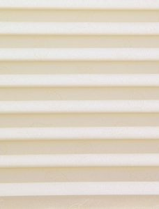 Lauren Almond Pleated Blind Fabric