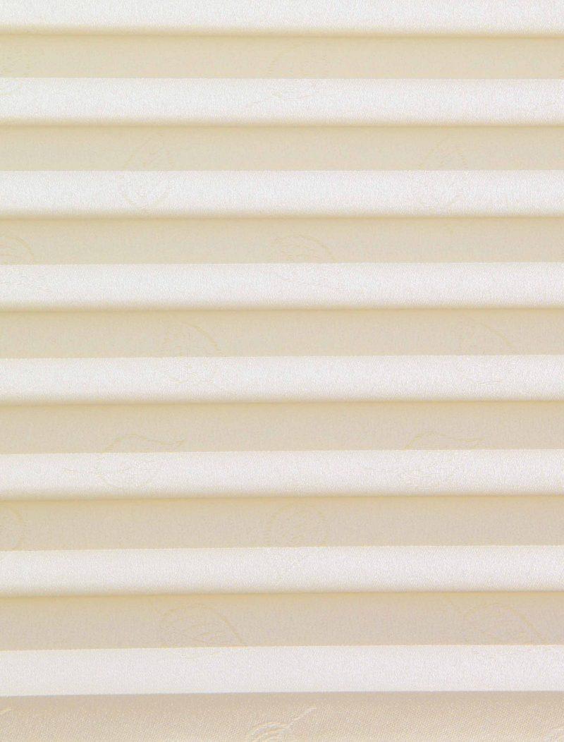 Lauren Almond Pleated Blind Fabric
