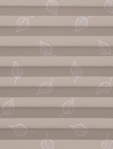 Lauren Stone Pleated Blind Fabric