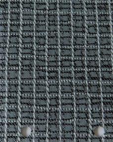 Linton Liquorice Vertical Blinds fabric