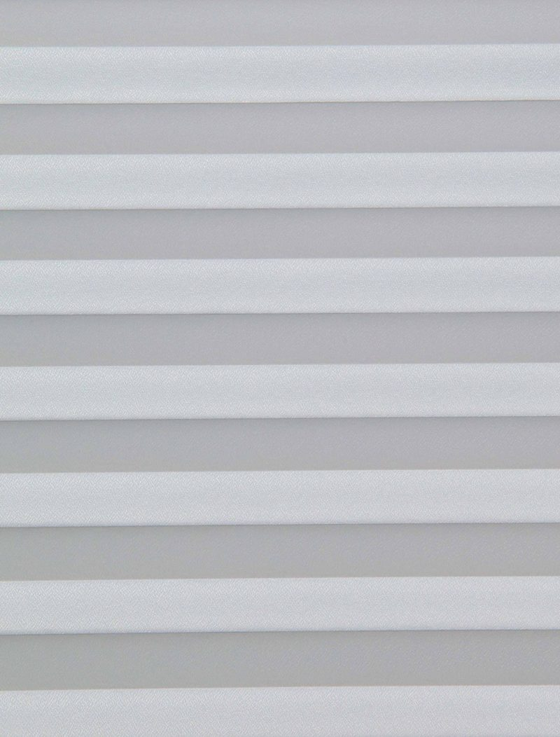 Marcello Silver Grey Pleated Blind Fabric