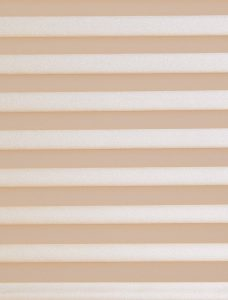 Marcello Wheat Pleated Blind Fabric