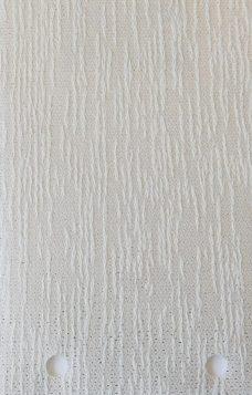 Metropolis Silver Vertical Blinds fabric