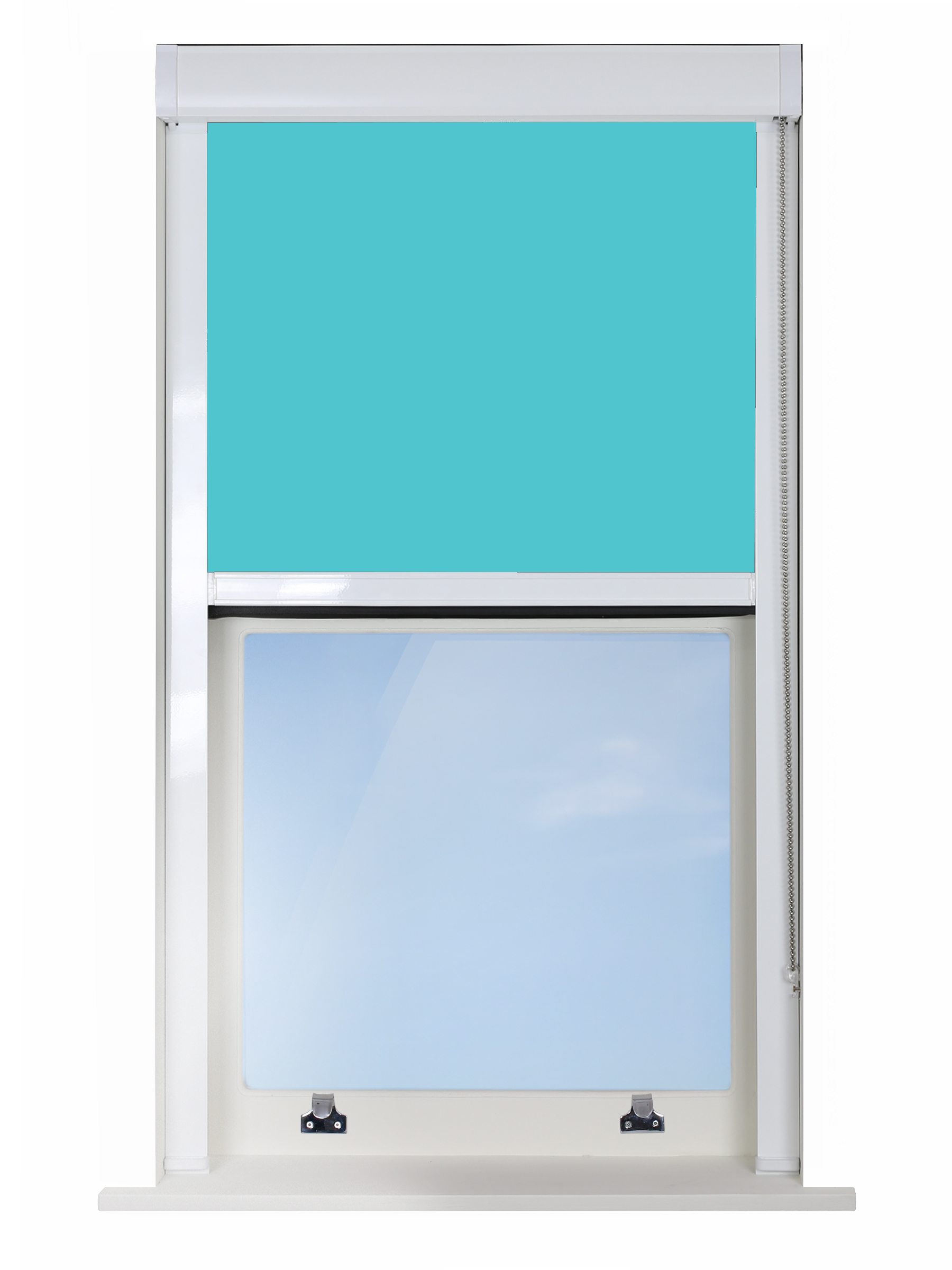 2228 812 Kingfisher Blue Blocout XL Blind