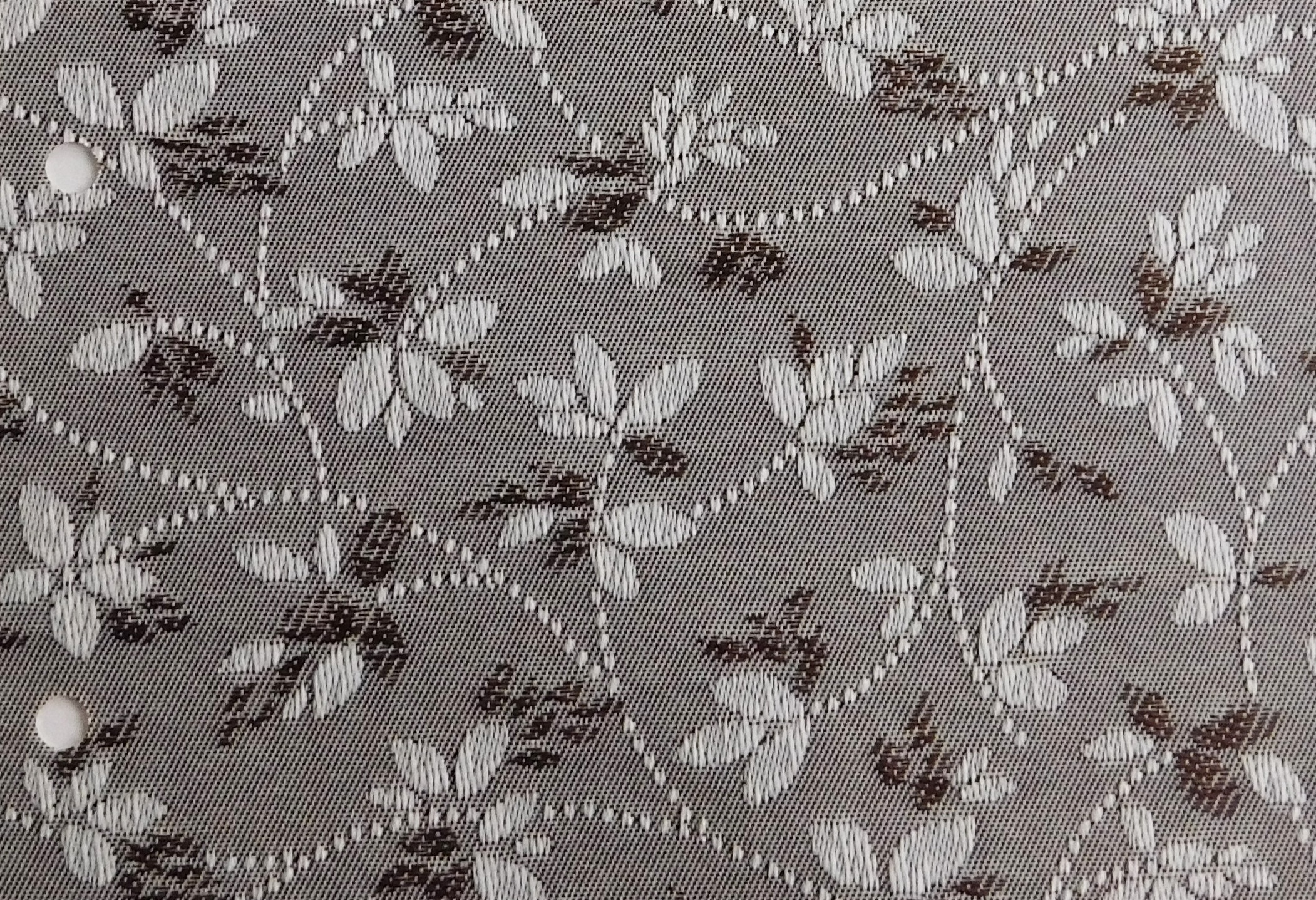 Alondra Cocoa Blind Sample Fabric