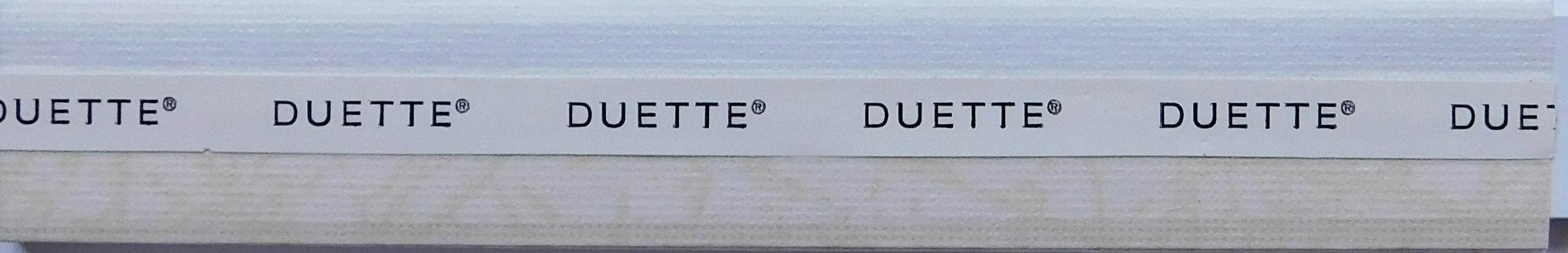 Montana Papyrus Duette Blind Sample