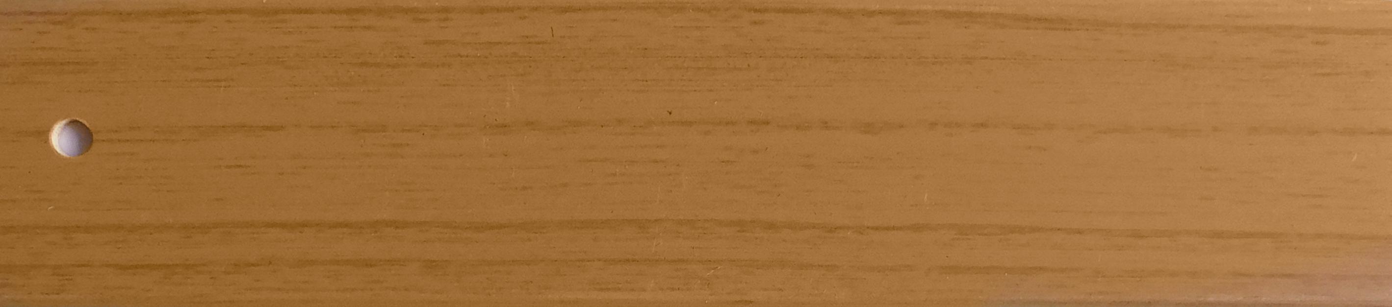 Desert Oak Fauxwood blind slat
