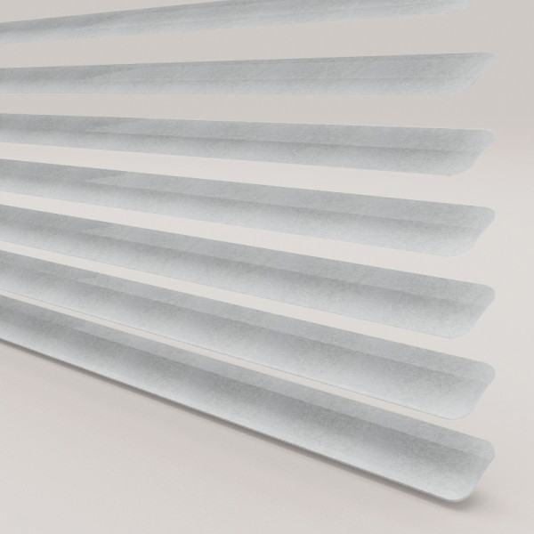 Hammered Silver 1002649457 blinds slats