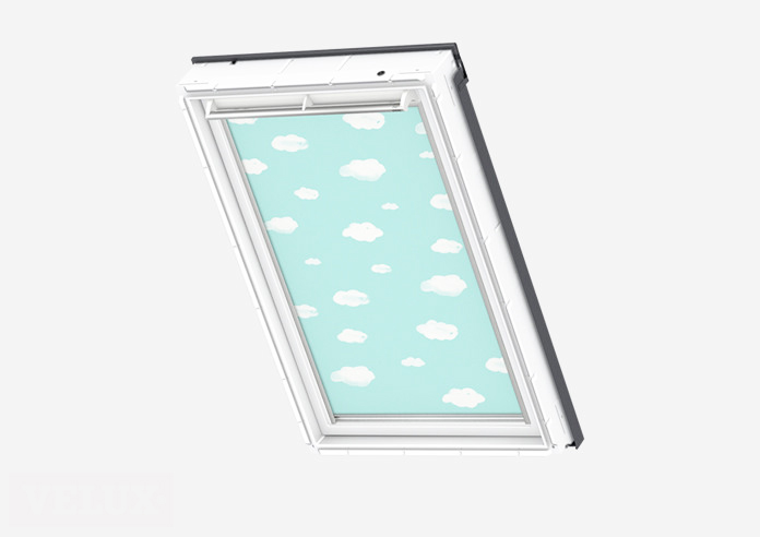 Disney Blue Sky Velux 4660 blind
