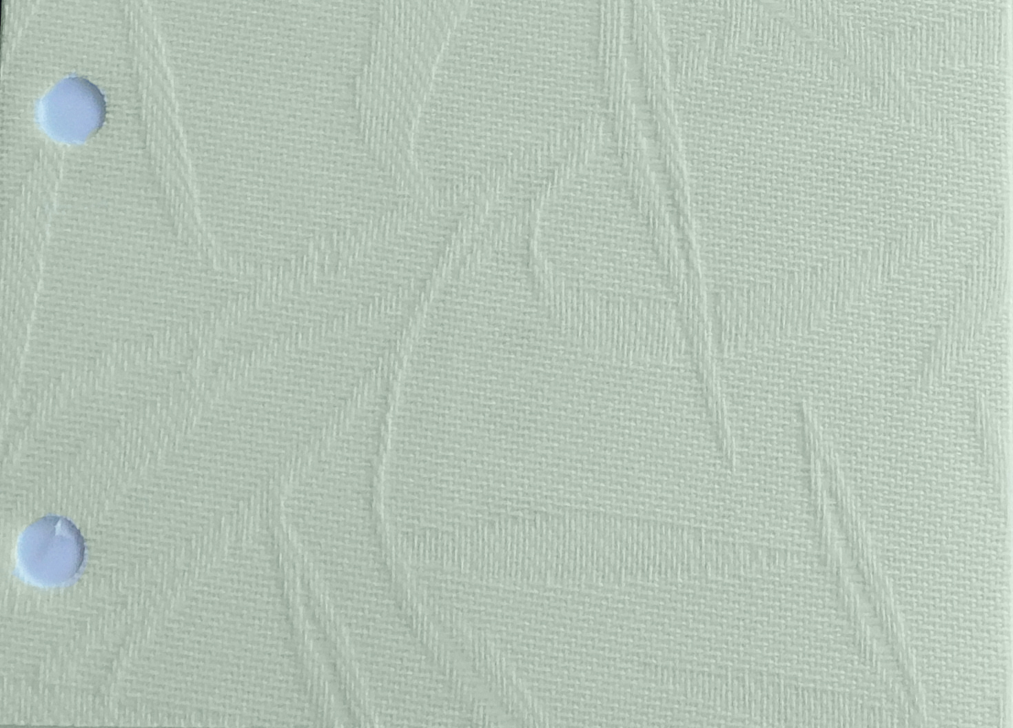 Bamboo Ivory blind fabric