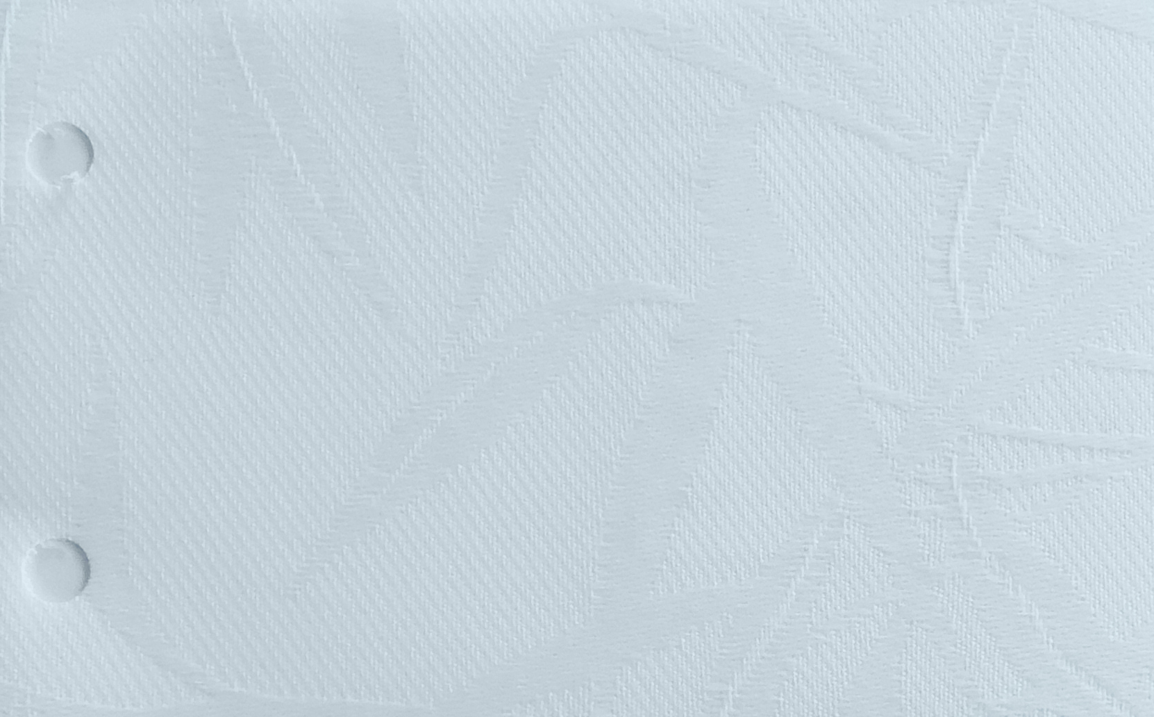 Bamboo white blind fabric