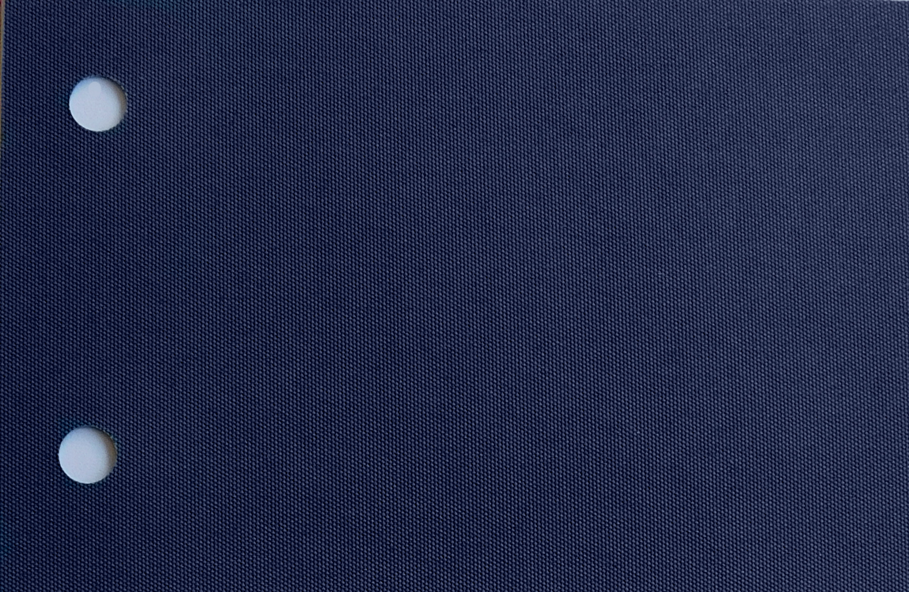 Breton Blue Blind Fabric
