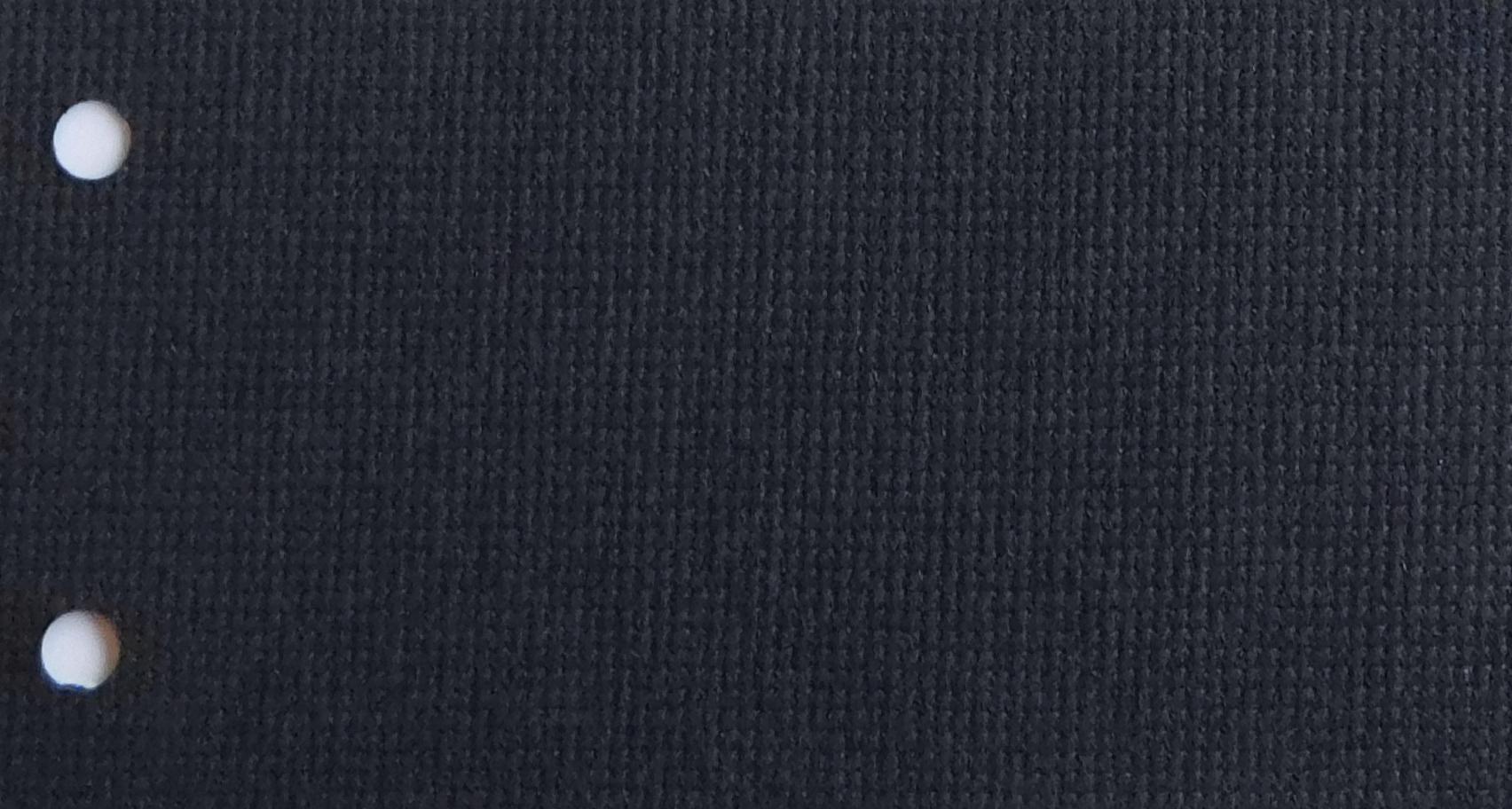 Guardian Jet Black Vertical Blind fabric