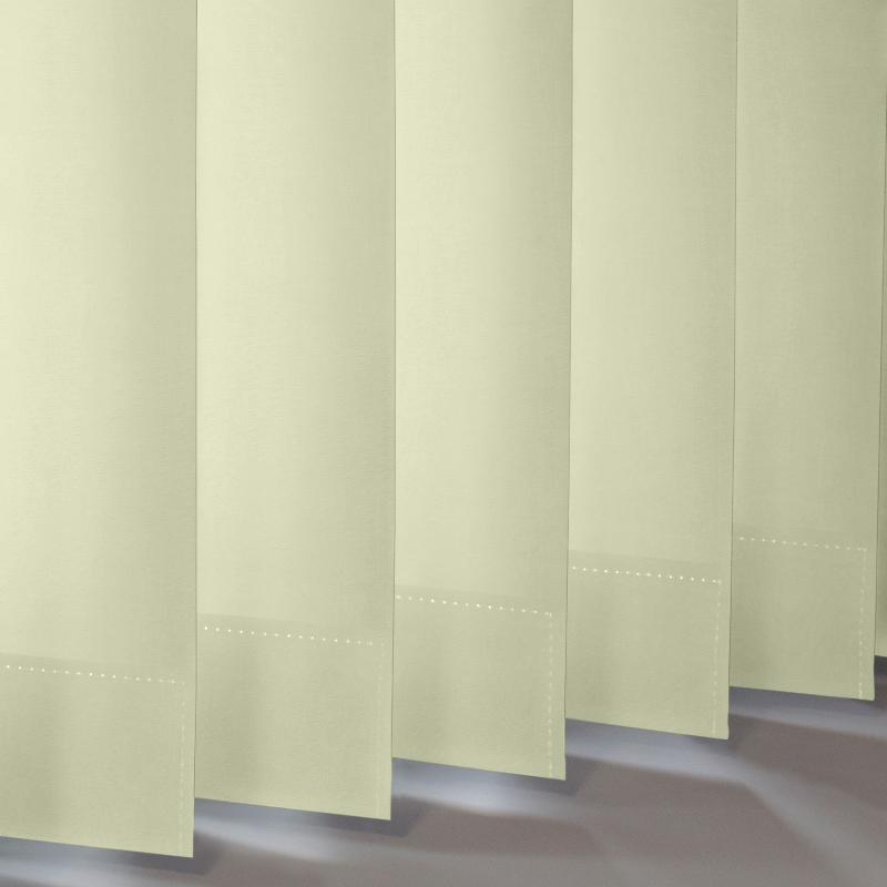 Vitra Cream Vertical blind