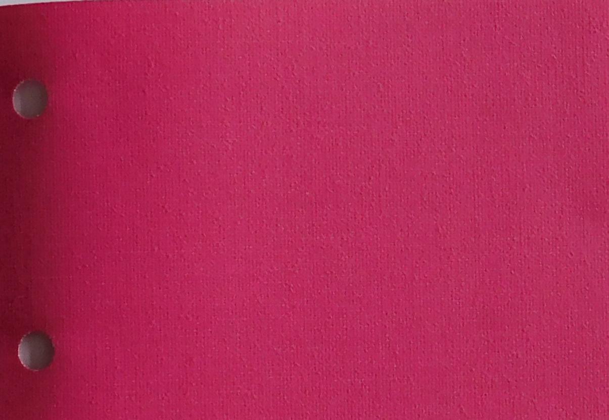 Polaris Fuschia blind fabric