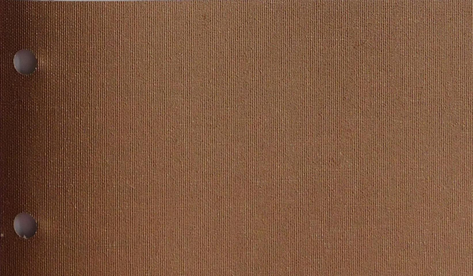 Polaris Hazelnut blind fabric