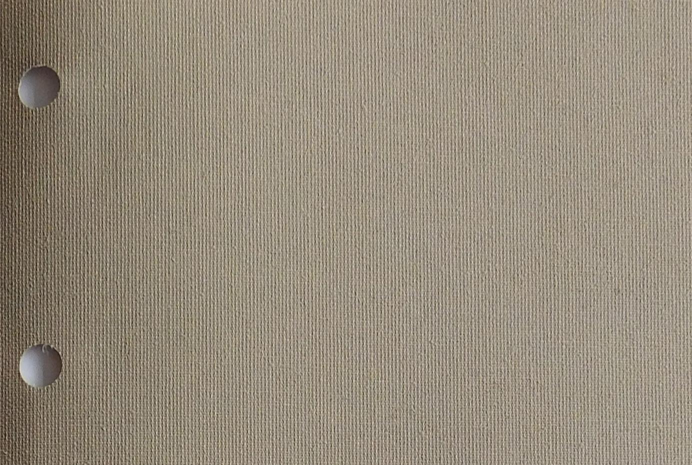 Polaris Oatmeal blind fabric