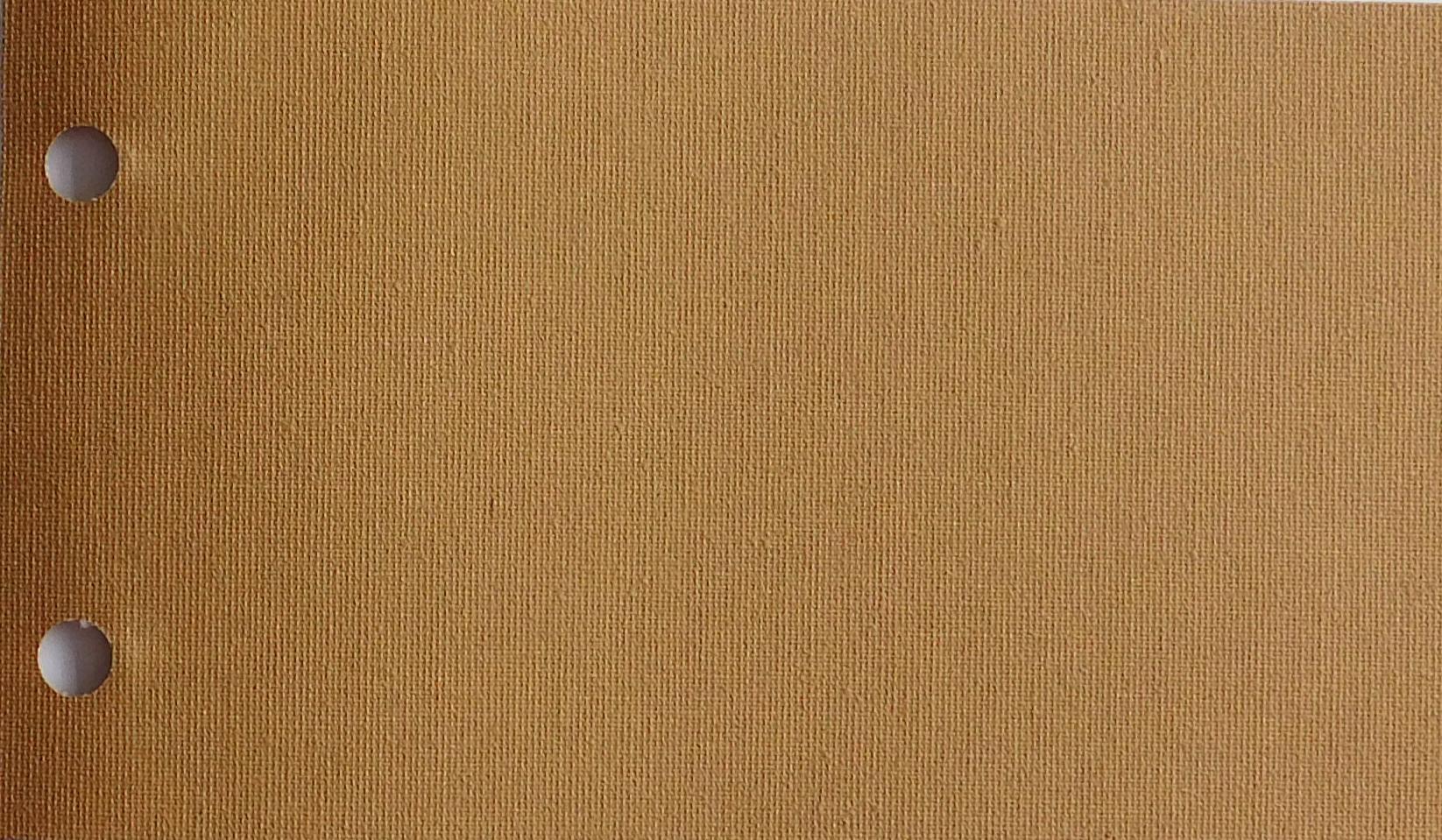 Polaris Ochre blinds fabric