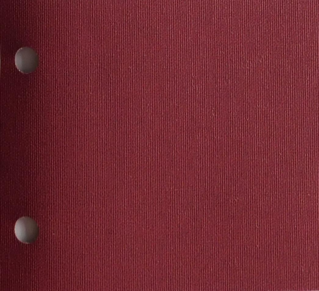Polaris Wine blind fabric