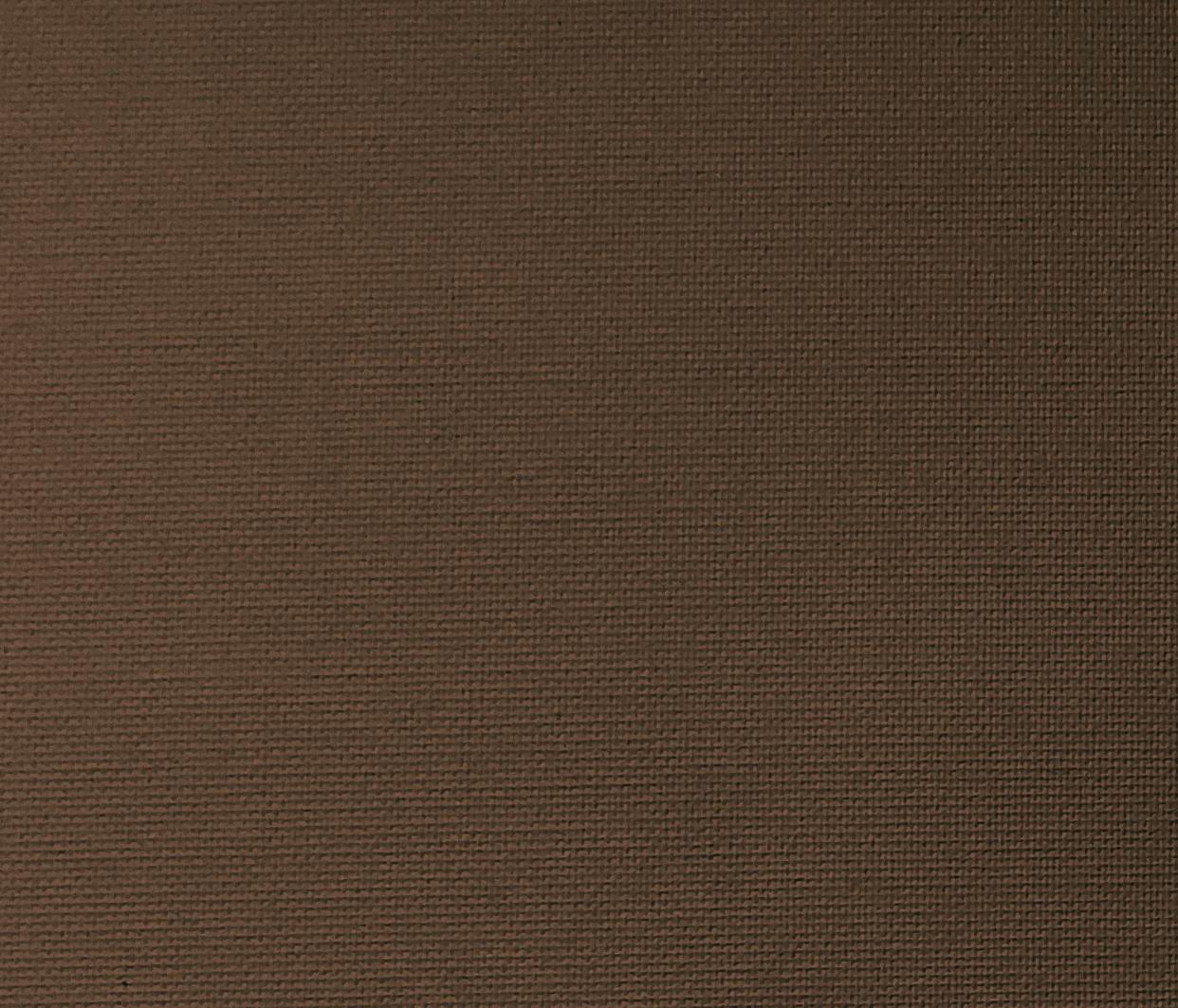 Eden Chocolate Blind Fabric