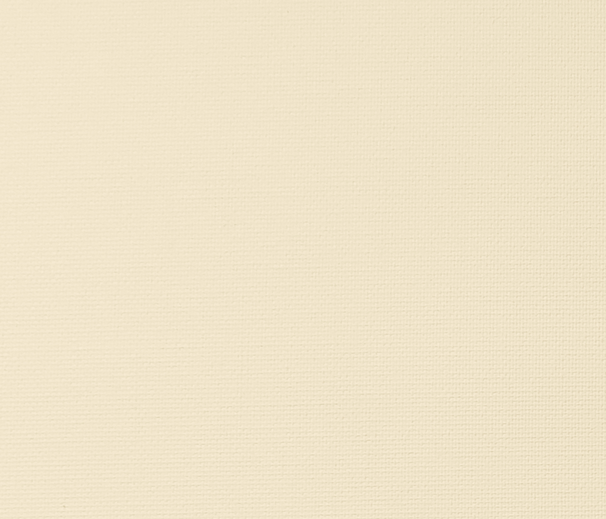 Eden Cream Blackout Blind Fabric