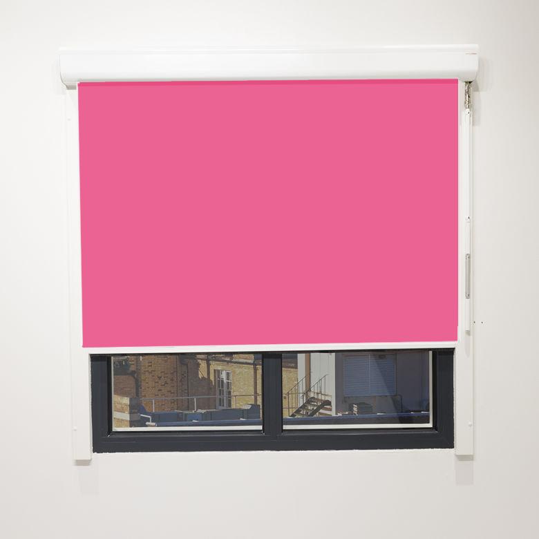 Eden Pink Blackout Cassette Blind Crank