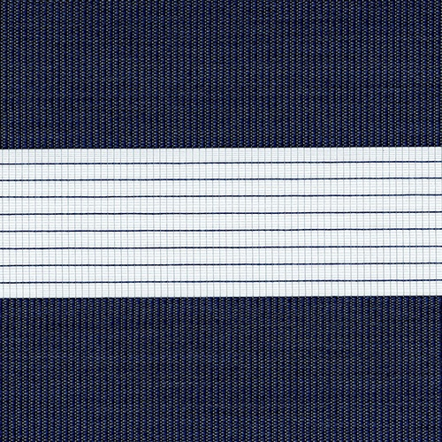 Capri Navy Blind Fabric