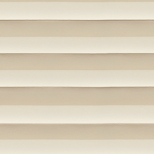 Festival Ivory Pleated Blind Fabric