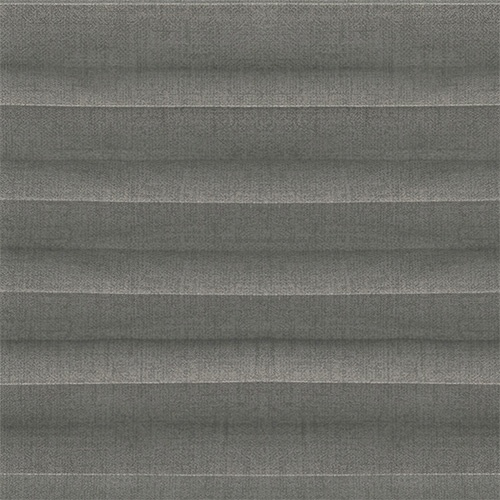 Parchment Driftwood Pleated Blind Fabric