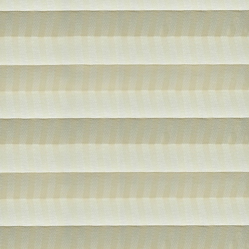 Regency Oyster Pleated Blind Fabric