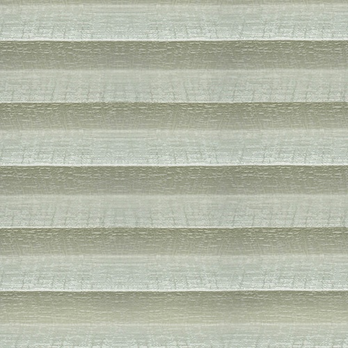Ritz Ivory Pleated Blind Fabric