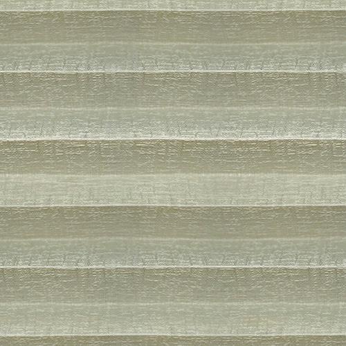 Ritz Jasmin White Pleated Blind Fabric