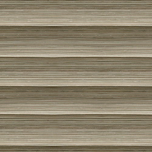 Strata Parchment Pleated Blind fabric