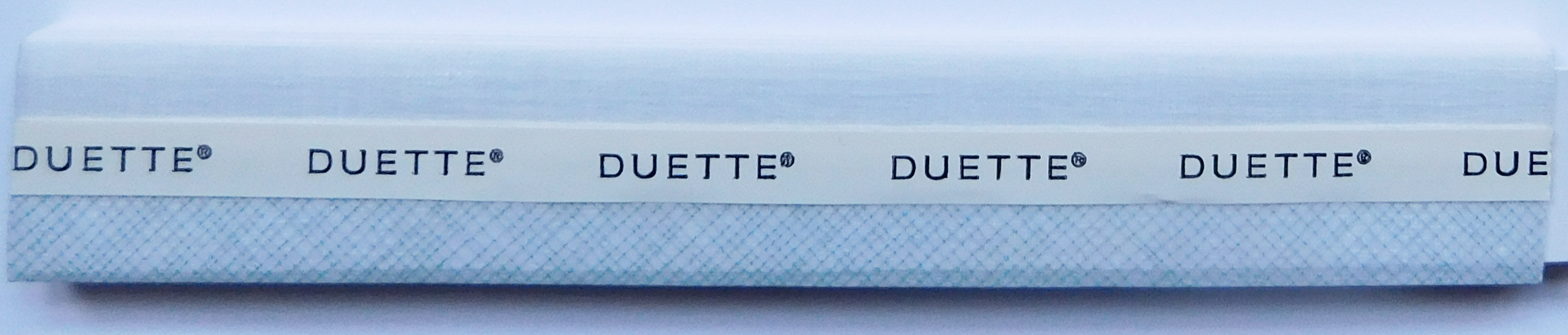 Divel Ether Duette Blind Fabric Sample