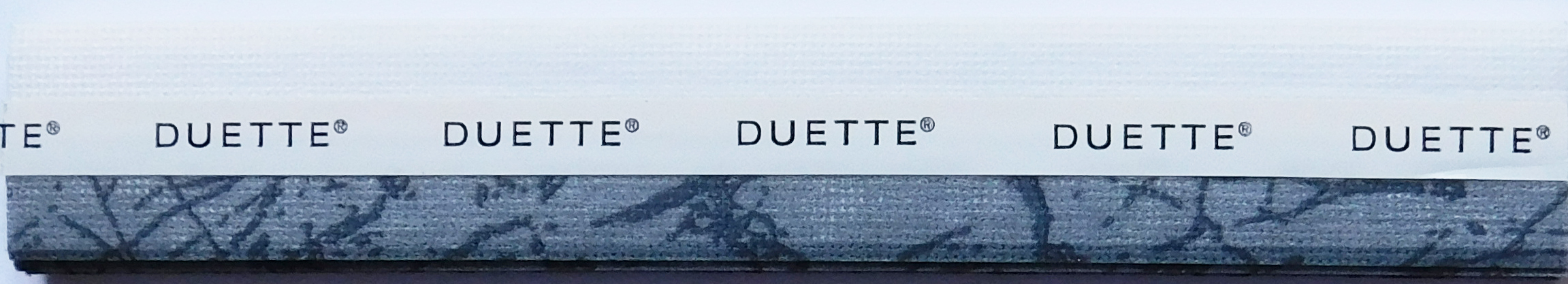 Montana Raven Duette Blind Fabric