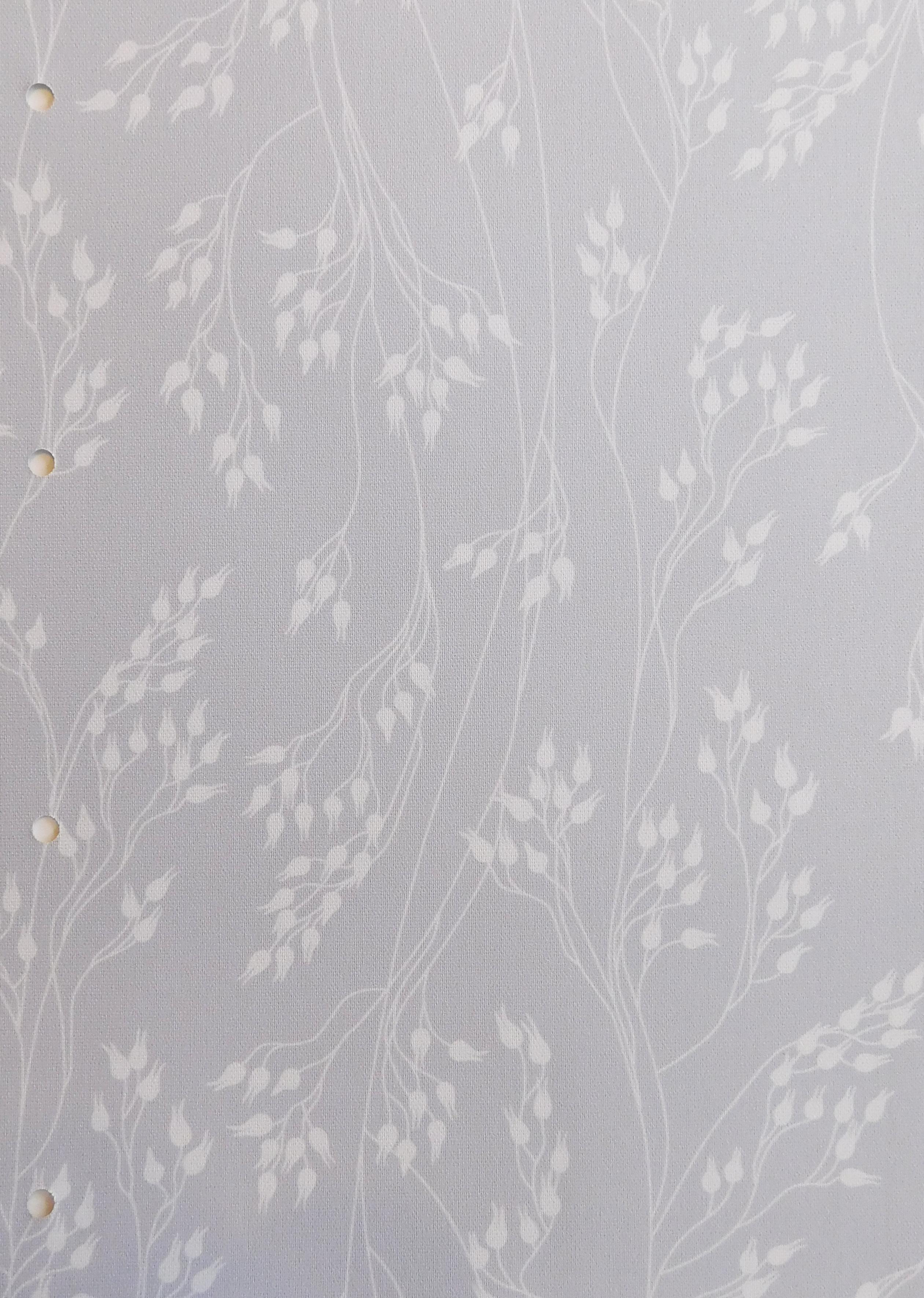 Barley Fields Grey blind fabric