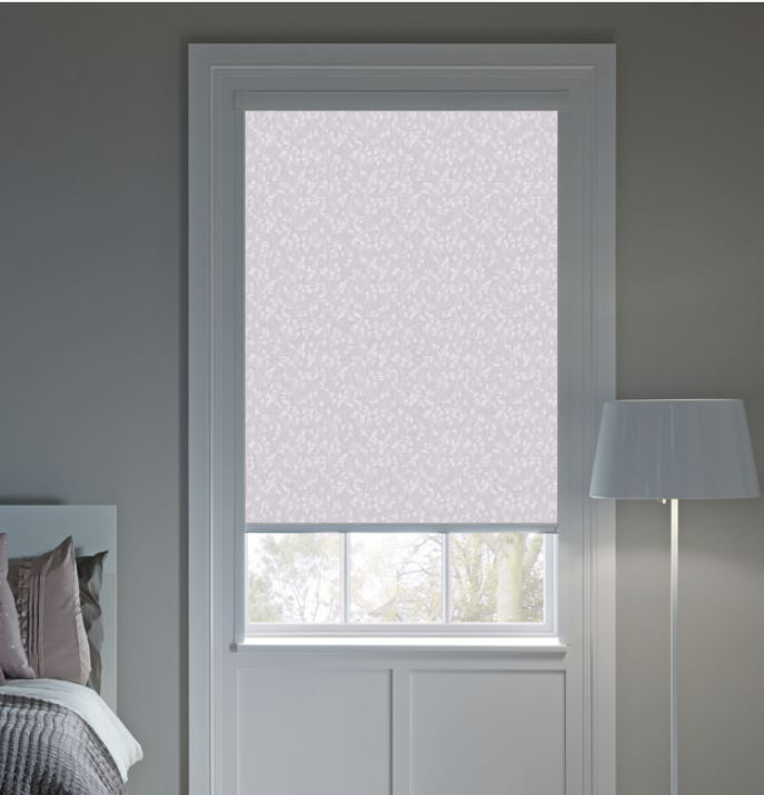 Barley Fields Grey Blocout blind